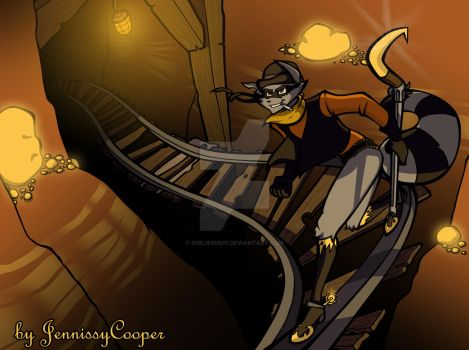 Cooper for Hire by JennissyCooper
