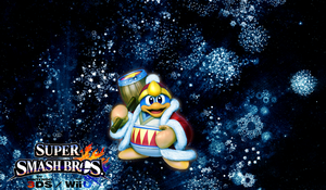 Super Smash Bros. Wii U / 3DS - King Dedede by Legend-tony980