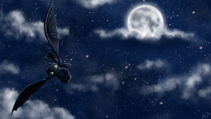 Night Fury by Dracodile