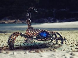 Scorpion Robot by K1BORG