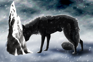 Grieving by Cylithren