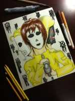 Marble Hornets Proxies by Poet-of-all-Art