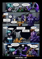 Outsiders: the First - Page 16 by VexusVersion