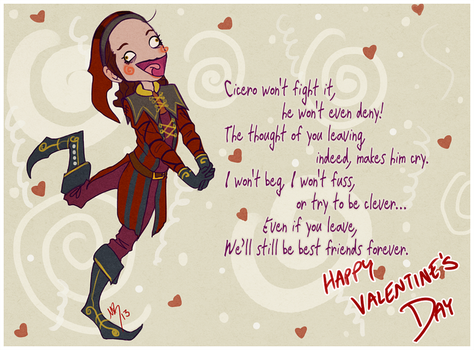 Valentine by archamboo