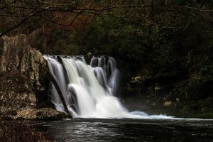 Abrams Falls by UriahGallery