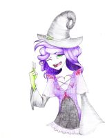 Commission~ Jessie the Witch by Shane-Twilight