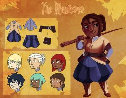 The Wanderer by sweet-guts