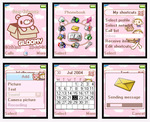 Baby Gloomy bear theme - T610 by cafe-cartel