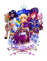 SOLSTORIA by charmwitch