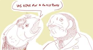 Fancy fish by RecklessRecluse