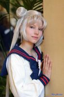 Usagi Tsukino High School by SinnocentCosplay