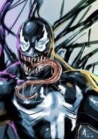 Venom Sketch by xavor85