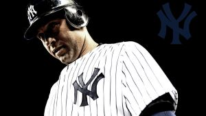 Derek Jeter, New York Yankees HD Wallpaper 2 by JobaChamberlain