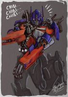 celebration of autobots victory by masdabboy