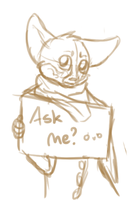 Ask Vilo by purrcatory