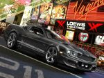 Shelby GT5000 Eleanor Concept by MK211