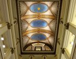 Tiffany Mosaic Ceiling by NeverEndingAdventres