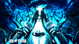 Wallpapers Black Rock Shooter by xStree