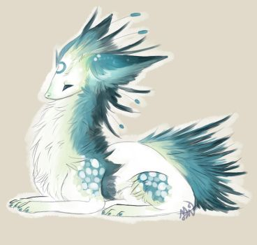 Feather boof by MapleLeafCrown