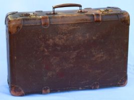 old suitcase2 by Susannehs
