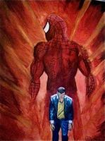 Spiderman No More by rgopal