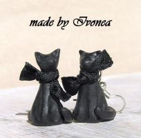 cats by Ivonea