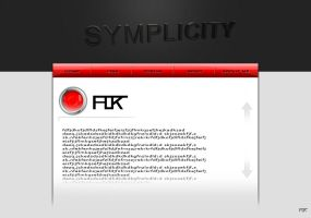 Web-D Simplicity Red by Flok-0