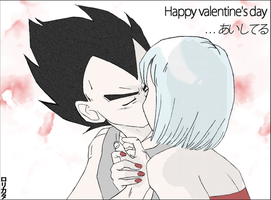 Happy Valentin's day by Lolikata