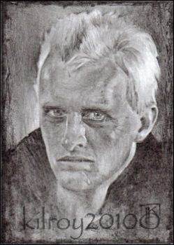 Roy Batty (Blade Runner) by jimkilroy