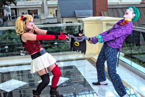 Katsucon 2015 - Jester and Clown(PS) 05 by VideoGameStupid