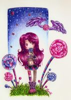 """CEci:""""WelCoMe tO mY WoRLd"""" by LunnX"""