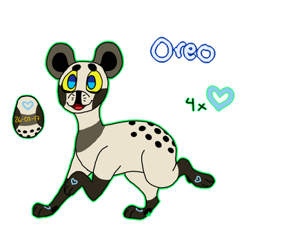 Oreo by Heart-Anonimous
