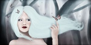 My Butterflies by Caina-chan