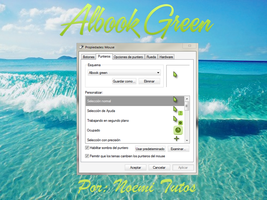 Albook Green by NoemiTutos