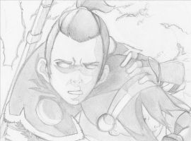 Sokka: Epic Scene Final by eroeheadron