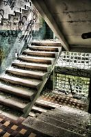 stairway to haven by megadef