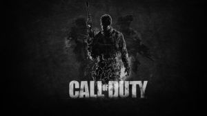 Call Of Duty HD Background by panda39