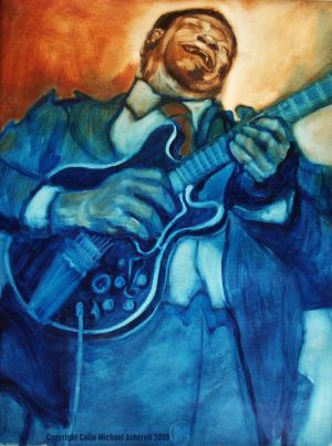 BB King by Colin-Ashcroft