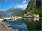 Norway - Geiranger Reflections by AgiVega
