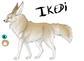 Ikedi by wolfhound56200