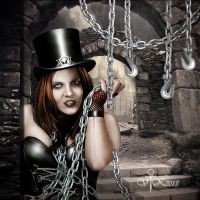 Death in the Alley by vampirekingdom