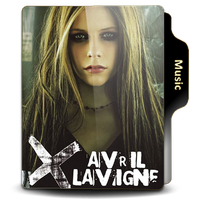 Avril Lavigne by lewamora4ok