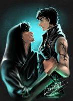 Malec : The Mortal Instruments by Haitest