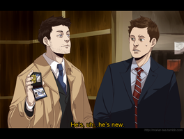 ...Also FBI by ryounkura