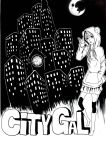 city girl by kirakira95