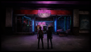 The Last of Us - Raja's Arcade by Danny-J