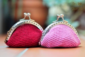 Coin Purse by MissBajoCollection