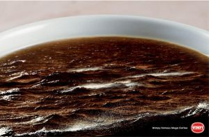 Wimpy Mega Coffee - Ocean by Obey-Your-Muse