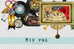 Mix Png by Cornelie20