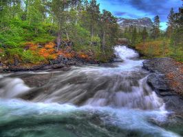 HDR River II by iver56
